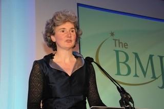 Dra Fiona Godlee