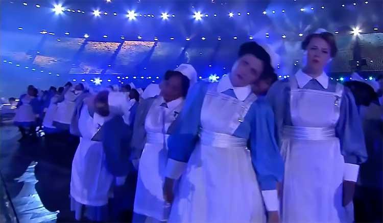 Pandemia olímpica.